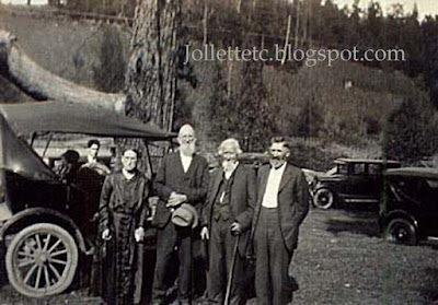 Morris Reunion around 1927 https://jollettetc.blogspot.com