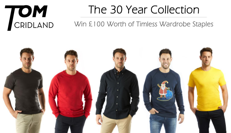 The Globe Trotter | Win a £100 Shopping Spree with Tom Cridland