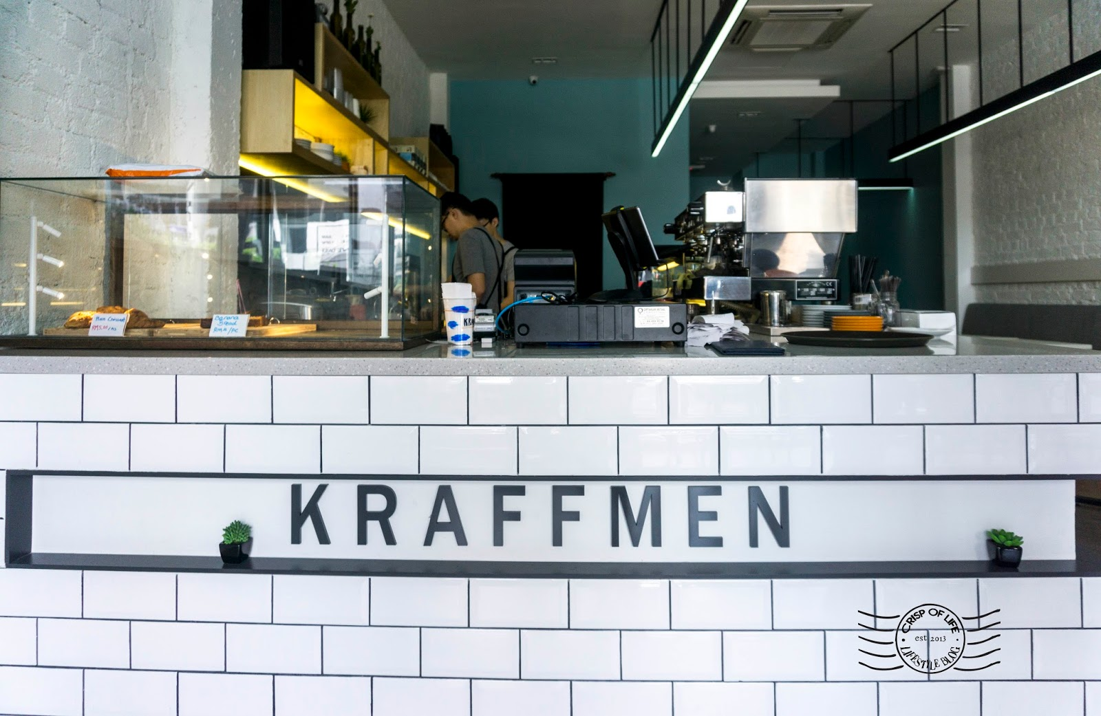 Cafe in Penang Kraffmen