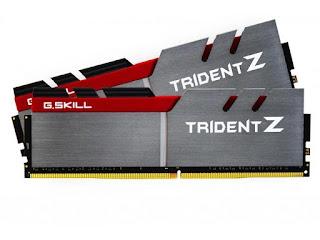 RAM Jenis DDR4 Terbaik 2017 - G.Skill Trident Z RGB Series 16GB DDR4 2400 - WandiWeb
