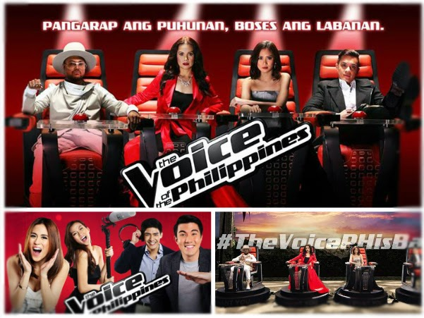 The Voice of the Philippines Season 2 Blind Audition Video Replays October 26, 2014 Episode