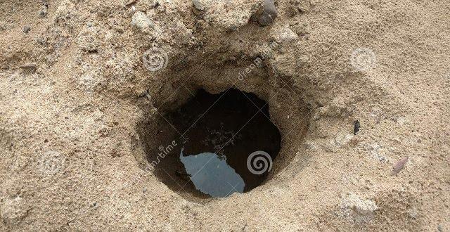 Σοκ: 21χρονος πνίγηκε σε τρύπα που έσκαψε στην άμμο!!!