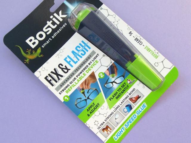 Bostik Fix & Flash glue