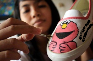 Wirausahawan Sepatu