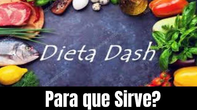 conoce la dieta dash