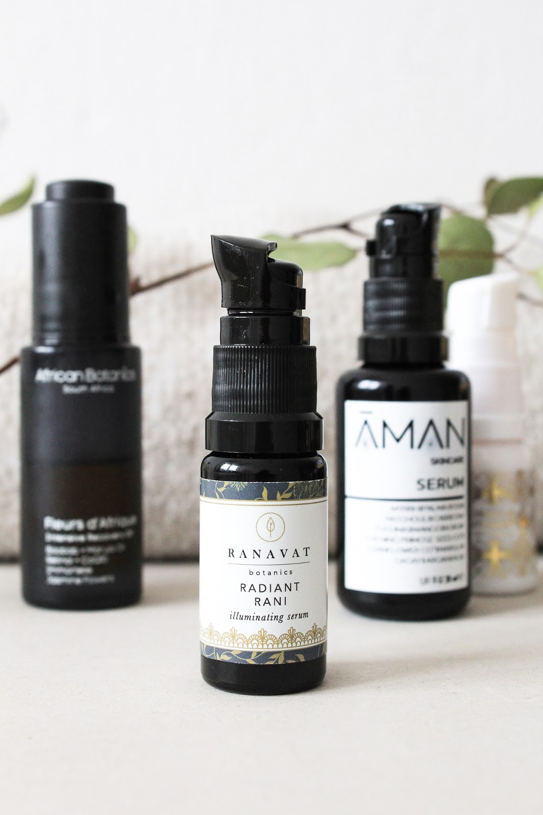 Ranavat Botanics Radiant Rani Illuminating Serum Beauty Heroes Indie Beauty