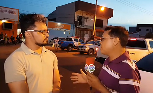 Vereador Alberto Carlos esclarece situação da maternidade de Chapadinha