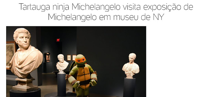 michelangelo tartaruga ninja