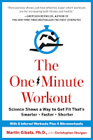 one minute fitness workout