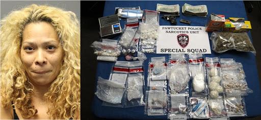 Una dominicana entre líderes de banda de tráfico de heroína y cocaína en Rhode Island