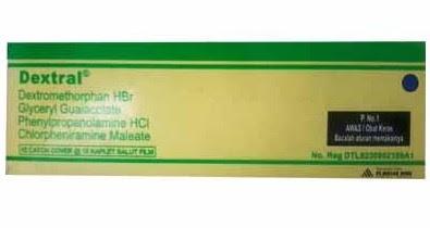 Harga Dextral Obat Batuk dan Pilek Terbaru 2017