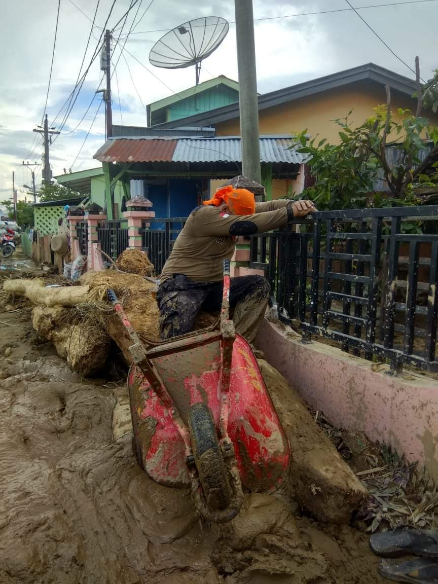 Kisah Masrur, Menembus Batas Maut Seorang Diri Selamatkan Korban Tsunami