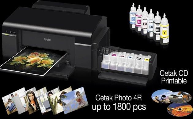 Driver Printer Epson L800