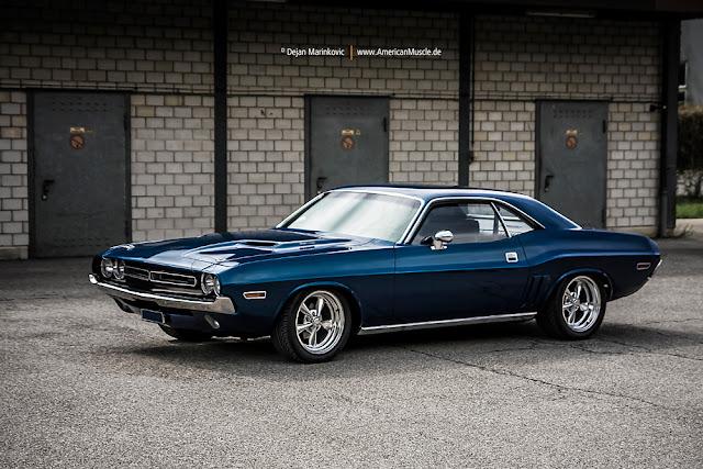 1971 Dodge Challenger {featured}