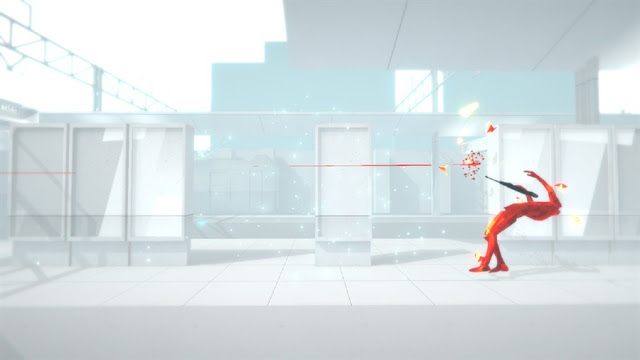 Superhot PC Game Download Photo