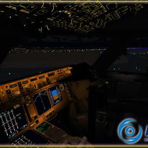 CLS Airbus A330-200-300 A340-200-300 FSX - Ariel Creation - Flight