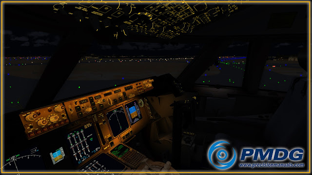PMDG 747-400 Queen of the Skies II FSX Only - Ariel Creation
