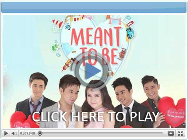 Meant to Be - Pinoy Show Biz  Your Online Pinoy Showbiz Portal
