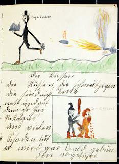 World War I nursery rhymes