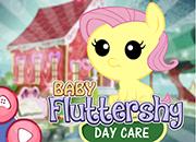 Baby Fluttershy dia de cuidados juego