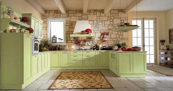 "provence classic style kitchens traditional wood painted 11598 7936812 Основные особенности стиля ""прованс"" | Роскошь и уют Фото"