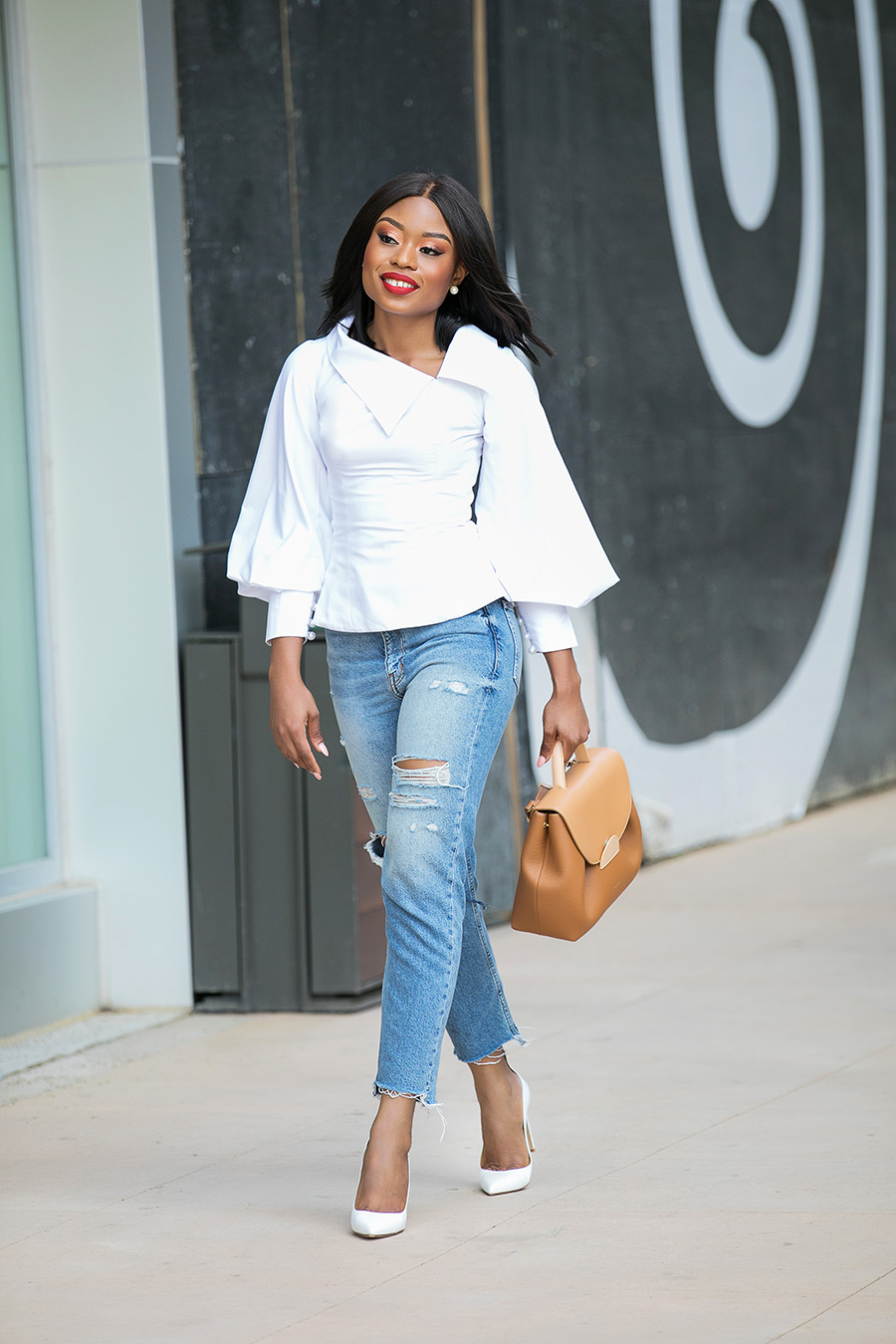 weekend style in jeans, www.jadore-fashion.com