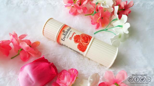 Enchanteur Perfumed Talc
