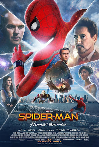 Spider-Man Homecoming (BRRip 1080p Dual Latino / ingles) (2017)
