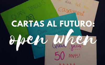 cartas al futuro ideas