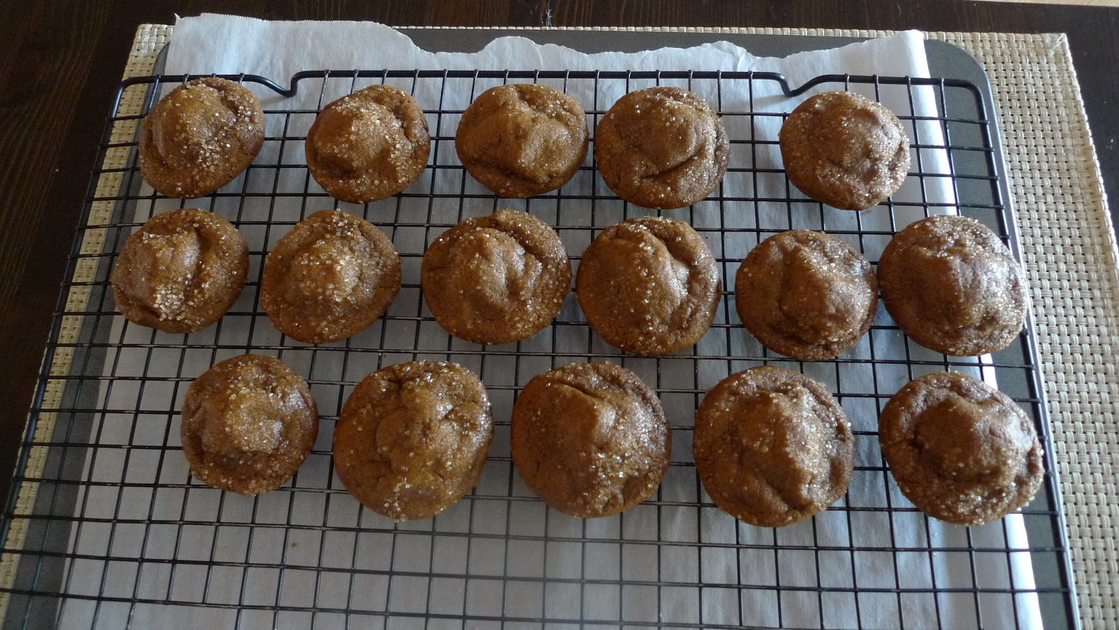 Molasses Spice Cookies America S Test Kitchen