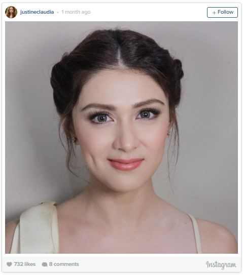 Proven Pinay Beauty! Vietnamese Entertainment Gives Carla Abellana 'Face of the Year' Award! SEE IT HERE!