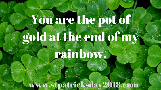 Happy St. Patrick's Day 2018 Quotes Images