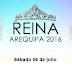 Elección y Coronación de Reina Arequipa 2016 - 09 de julio