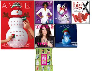 Avon Campaign 22 Catalogs