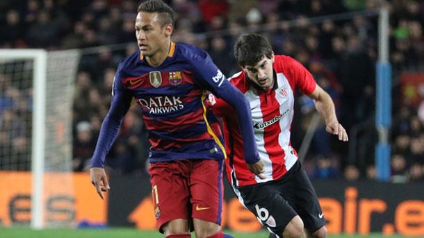 Vídeo resumen: FC Barcelona 3 Athletic 1 (Vuelta 1/4 Copa ...