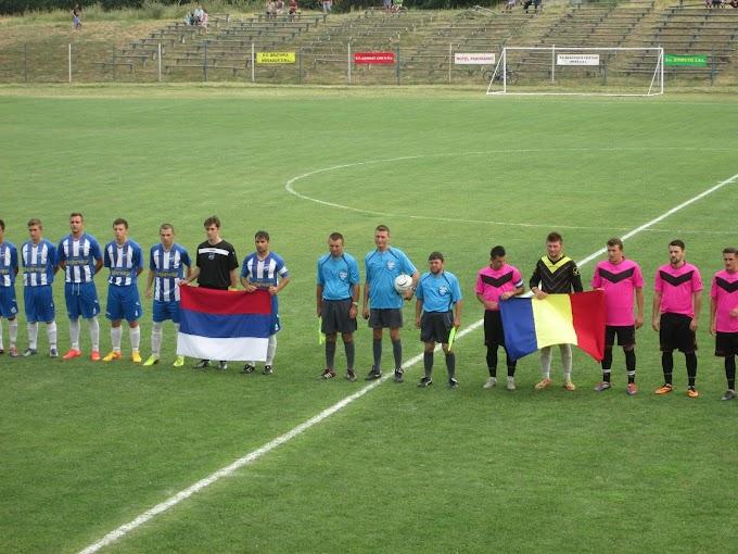Dunărea Calafat - Timok Zajecar 0-3 (0-0)