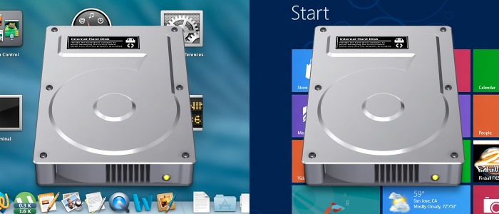 How to dual-boot your Hackintosh with separate hard disks