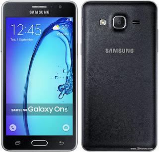 Samsung Galaxy On5 Android 5 inch Harga Rp 2 Jutaan