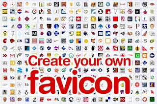Create your own favicon