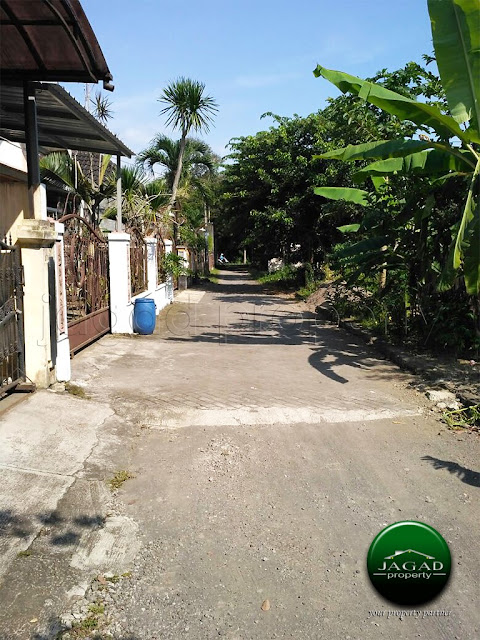 Tanah dekat Stadion Maguwoharjo dan Jogja Bay