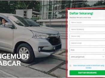 Bagaimana Cara Mendaftar Grab Car? Ini Cara nya