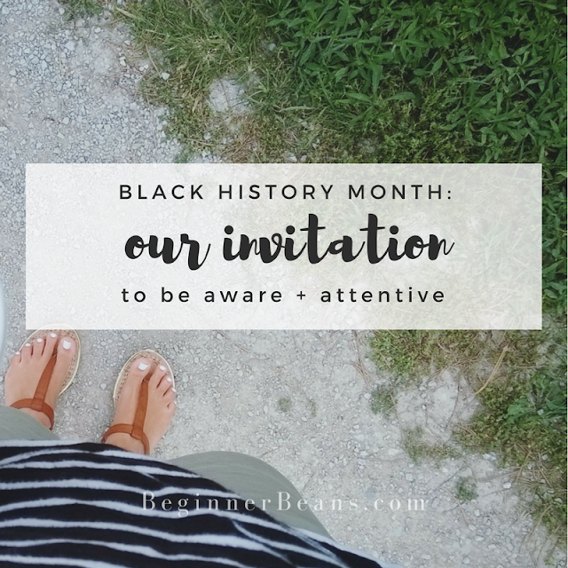 Ways to be aware and attentive during Black History Month and beyond.