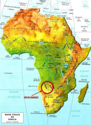 africa,okavango,edupunto,geografia