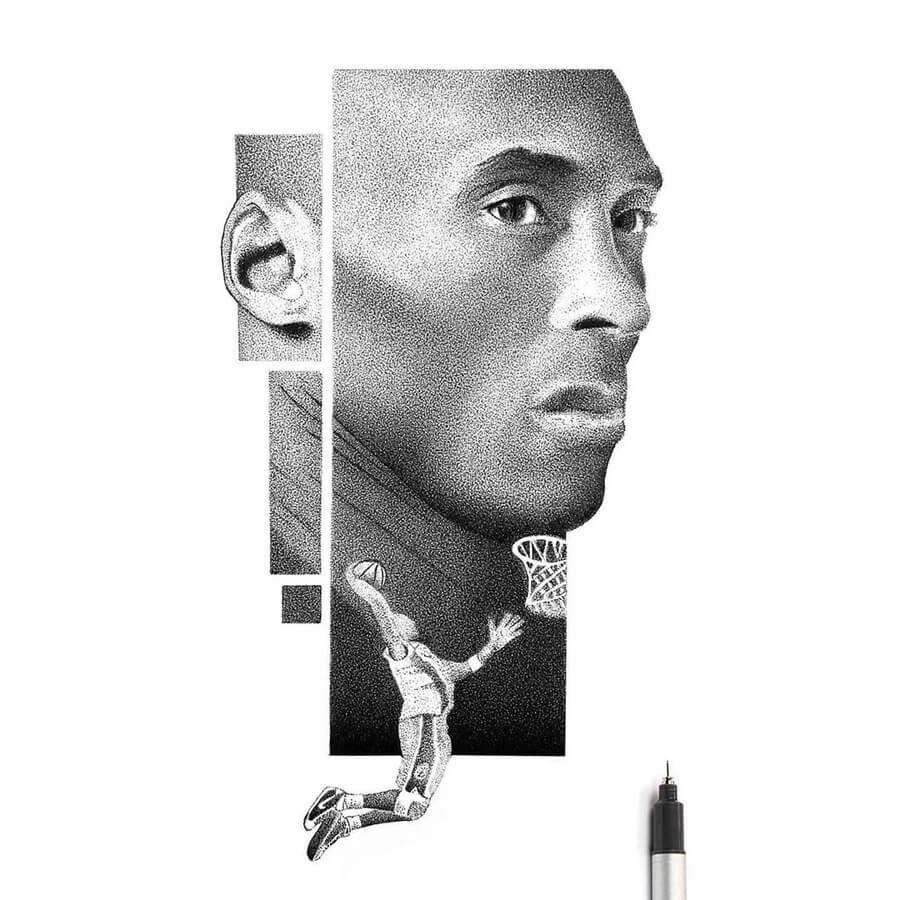 08-Kobe-Bryant-David-Nott-www-designstack-co