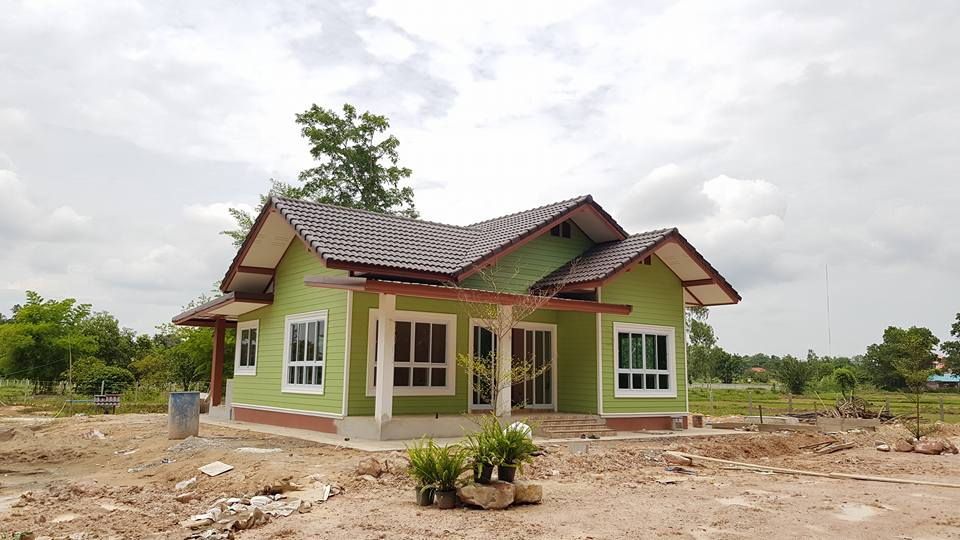 This article is filed under Small House, Small Home Design, Small House Design, Small House Plans Modern, Simple Small House Design.  Safety and comfort of every family member became a priority of every homeowner when choosing what kind of house to build. When you are looking for a particular house design that will solve this problem, a Bungalow house design can be your option. Don't you know that bungalow living brings surprising advantages, both to homeowners with children or living with seniors?  Because bungalow house design is a one-story layout, this could be considered as a perfect house for senior who can no longer climb the stairs or for couples with young children.  Bungalows allow everyone to easily and comfortably access the entire living area. If you are looking for a bungalow house design, you might consider this compilation we make for you!