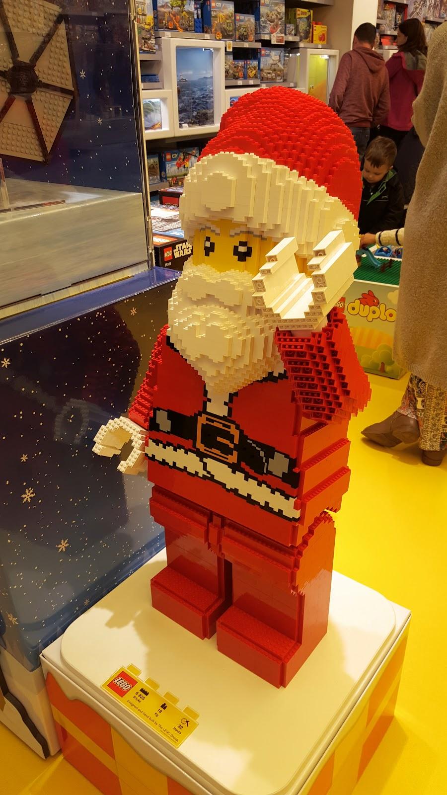 Lego Santa!!