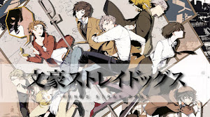 ▷ Descargar Bungou Stray Dogs Segunda Temporada ✅ [12/12+OVA] [Blu-Ray] [HD] [1080HD   720P] [Sub Español] [MEGA]