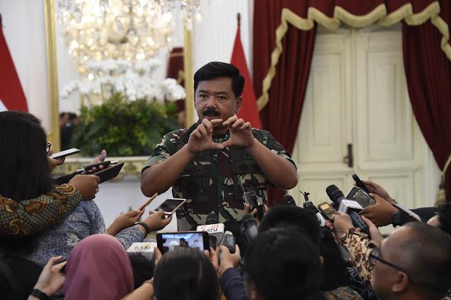 Panglima TNI : Restrukturisasi Jabatan Tetap Menjaga Kestabilan Organisasi TNI