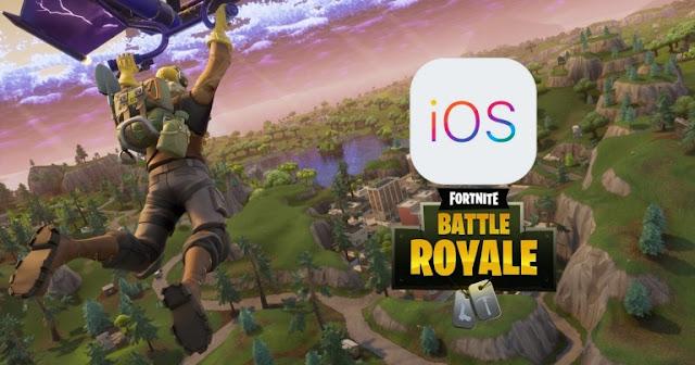لعبة Fortnite على الهواتف الذكية ، إليك طريقة تحميل اللعبة قبل الجميع ...