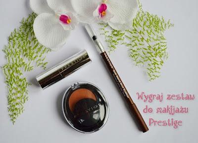 Wygraj zestaw kosmetyków Prestige